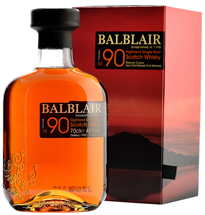 Balblair Scotch Single Malt 1990 750ml